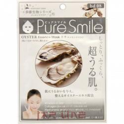 """Укрепляющая маска для лица с эссенцией устрицы """"PURE SMILE"""""""
