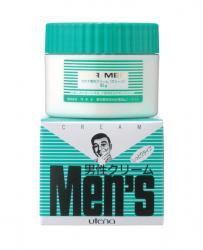 utena mens увлажняющий крем для мужчин для сухой и чувствительной кожи с хлорофилом 60 г