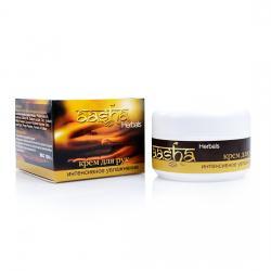Крем для рук интенсивное увлажнение Aasha Herbals 50г.