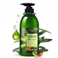 """Увлажняющий гель для душа """" BIOAQUA """" с оливковым маслом,750ml"""