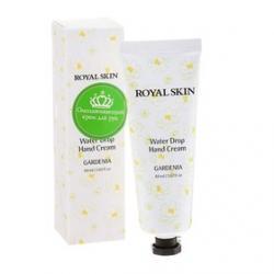 Увлажняющий крем для рук Royal Skin Water Drop с экстрактом гардении, 60ml