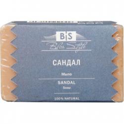 Аюрведическое мыло Сандал Bliss Style 100 г
