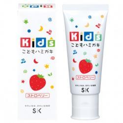 Детская зубная паста с ароматом клубники SK Kids 60 гр