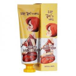 Royal Skin Тающий крем для рук Water Drop с экстрактом манго, 60 мл