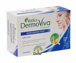 Увлажняющее аюрведическое мыло DermoViva 125 г.