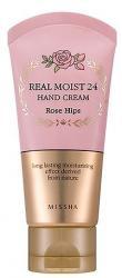 Крем для рук Moist 24 Hand Cream Rose Hips
