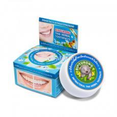 """Зубная паста Binturong Thai Herbal Toothpaste """"Антибактериальная"""", 33g"""
