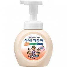 Мыло жидкое-пенка для рук с антибактериальным эффектом CJ Lion Ai Kekute, 250мл