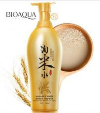 BIOAQUA Шампунь-кондиционер для волос с рисовой водой, 530ml