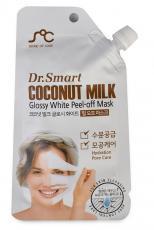 Маска-пленка с кокосовым молоком «Dr. Smart», 25ml