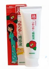 YANAGIYA Восстанавливающая эссенция для сухих и поврежденных волос Tsubaki Oil Hair Care 120 мл