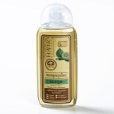 """Бессульфатный органический шампунь """"Лайм"""" от KhaoKho TalayPu, 200 мл."""