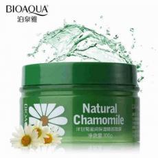 Bioaqua Natural Chamomile Ночная крем-маска для лица с экстрактом ромашки,100g