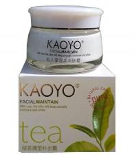 Увлажняющий Крем Для Лица С Зелёным Чаем «Kaoyo», 60g