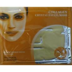 XIFEISHI маска для лица кристальная «активное золото», 1шт