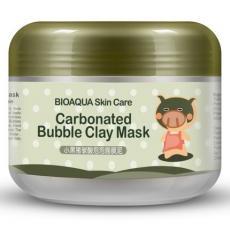 BIOAQUA Carbonated Bubble Clay Mask Глиняно-пузырьковая маска для лица, 100g