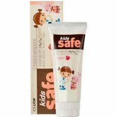 Kids Safe Детская зубная паста со вкусом клубники, 90g