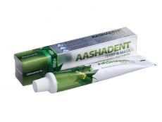 Натуральная зубная паста Лавр-Мята свежесть дыхания и защита десен Aasha Herbals 100 мл.