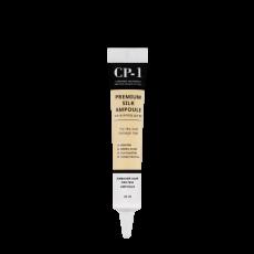Несмываемая сыворотка с протеинами шелка Esthetic House CP-1 Premium Silk Ampoule 20ml
