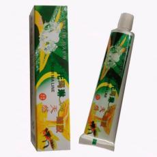 Зубная паста с содержанием турмалина