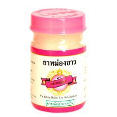 Традиционный белый массажный бальзам Kongka Balm, 50 g