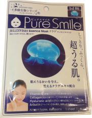"""Регенерирующая маска для лица с эссенцией медузы """"PURE SMILE"""""""