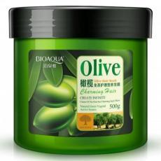 BIOAQUA Olive Маска для волос с оливой, 500ml