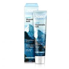 Зубная паста Dental Clinic 2080 Pure Crystal Mountain Salt Toothpaste Fresh Mint с гималайской солью, 120g