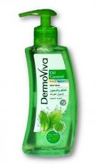 Средство для умывания DermoViva Face Wash - Oil Control