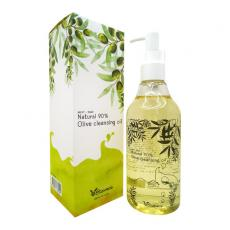 ELIZAVECCA Масло гидрофильное Olive 90% Cleansing Oil, 300ml
