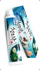 Зубная паста Dental Clinic 2080 Cheong-en-cha tie guan yin tea Восточный чай Тигуанинь 120 гр