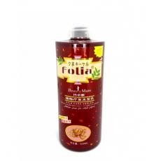 Питательный шампунь с экстрактом имбиря Folia для ослабленных и поврежденных волос 500 мл.