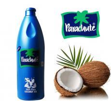 100% Натуральное кокосовое масло Parachute 100 мл