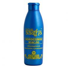 Натуральное кокосовое масло с добавлением экстрактов ромашки аптечной и лимона 100 мл
