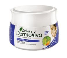 Крем увлажняющий Dabur Vatika Dermoviva Hydrate Plus Skin Cream