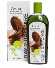 Аюрведическое масло для волос «Day 2 day care» Амла, 200ml