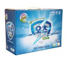 Гипоаллергенный Стиральный порошок-концентрат OATS 2,5 кг