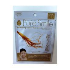Pure Smile Интенсивно восстанавливающая маска с эссенцией женьшеня 23мл