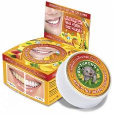 Зубная паста с экстрактом ПАПАЙИ 33 гр