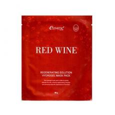 Red Wine Regenerating Solution Hydrogel Mask Pack ESTHETIC HOUSE Гидрогелевая маска для лица, 28ml
