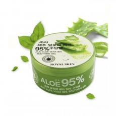 Многофункциональный гель для лица и тела с 95 % содержанием Aloe Royal Skin 300 мл
