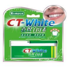 Зубной порошок CT-White отбеливающий, Лимон и Мята