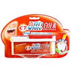 Зубной порошок CT-White отбеливающий, от запаха табака