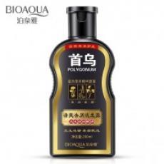 BIOAQUA POLIGONUM Восстанавливающий шампунь для волос с корнем горца многоцветкового, 200ml