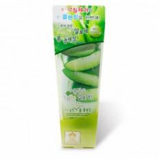 Пенка-скраб для лица 3W Clinic Pure Clean Scrub Foam Cleansing Aloe, 180 ml