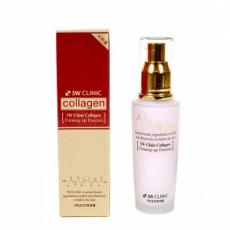 3W Clinic Collagen Firming Up Essence Подтягивающая эссенция для лица с коллагеном, 50ml