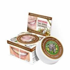 "Binturong. Зубная паста с кокосовым маслом ""Coconut Thai Herbal Toothpaste"", 33g"